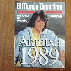 Coleccionismo deportivo: HISTORIA DE UN AÑO . 1990.EL MUNDO DEPORTIVO. Lote 54256629