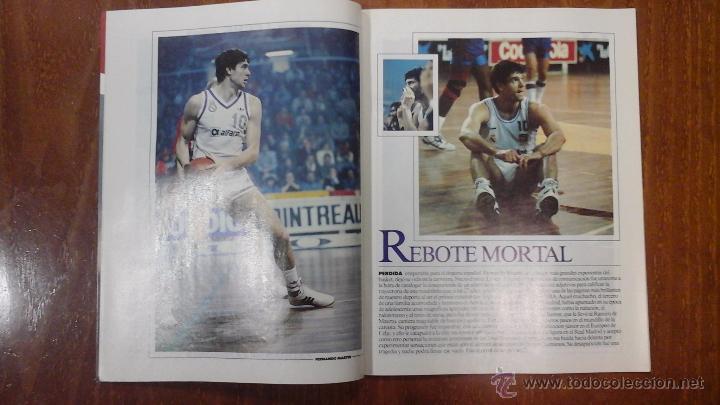 Coleccionismo deportivo: HISTORIA DE UN AÑO . 1990.EL MUNDO DEPORTIVO - Foto 4 - 54256629