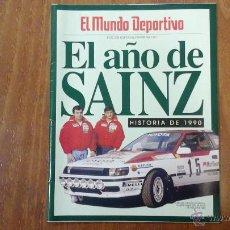 Coleccionismo deportivo: HISTORIA DE UN AÑO 1991.EL MUNDO DEPORTIVO. Lote 54256735