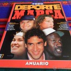Coleccionismo deportivo: TODO DEPORTE MARCA ANUARIO 97 98. MUY BUEN ESTADO. 155 PGNS.. Lote 54411075