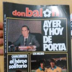 Coleccionismo deportivo: OCASION COLECCIONISTAS REVISTA DON BALON Nº 444 1984 NINGUNA = EN TC CADIZ MEJIAS .... Lote 54411919
