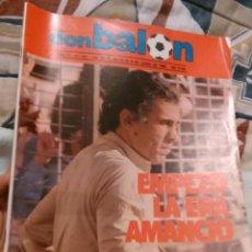 Coleccionismo deportivo: OCASION UNICA COLECCIONISTAS REVISTA DON BALON UNICA EN TC ! Nº 451 1984 SELECCION ESPAÑOLA Y BASKET. Lote 54416913