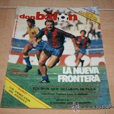 Coleccionismo deportivo: OCASION REVISTA DON BALON UNICA EN TC ! Nº 476 1984 FASCICULO RAYO VALLECANO , BASKET. Lote 54418387