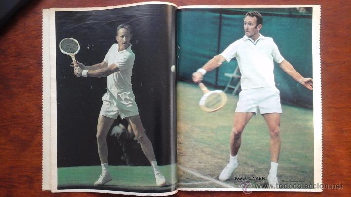 Coleccionismo deportivo: SUPLEMENTO DE LOS DOMINGOS MUNDO DEPORTIVO N° 13 AÑO 1983 - Foto 2 - 54582484