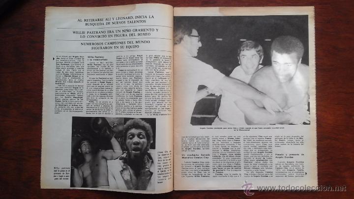 Coleccionismo deportivo: SUPLEMENTO DE LOS DOMINGOS MUNDO DEPORTIVO N° 20 AÑO 1983.HINAULT.CICLISMO - Foto 2 - 54582519