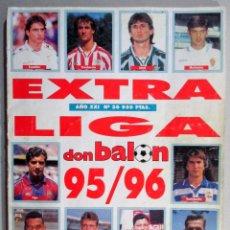 Coleccionismo deportivo: DON BALÓN , EXTRA , REVISTA FÚTBOL , LIGA 95 / 96 , Nº ESPECIAL. Lote 54586234