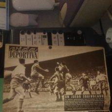 Coleccionismo deportivo: VIDA DEPORTIVA AÑO XI Nº 475.KUBALA BARCELONA.DA. Lote 54630489