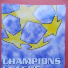 Coleccionismo deportivo: REVISTA GUIA CHAMPIONS LEAGUE MUNDO DEPORTIVO 05/06 SUPLEMENTO EXTRA COPAS EUROPEAS FUTBOL 2005/2006. Lote 54667255