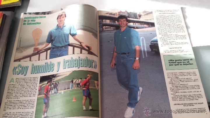 Coleccionismo deportivo: REVISTA AS COLOR SEPTIEMBRE 1991 - Foto 2 - 28667605