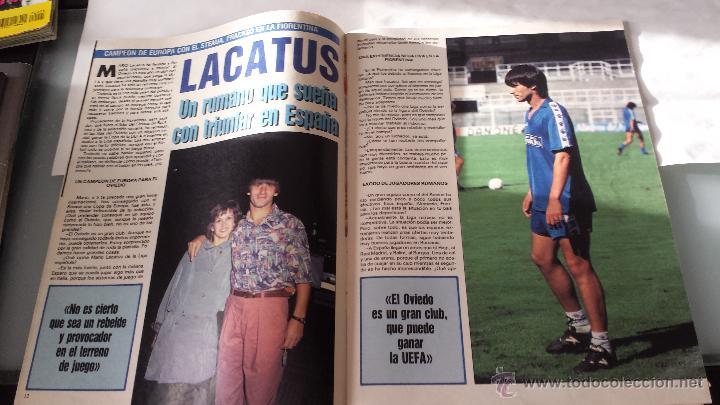 Coleccionismo deportivo: REVISTA AS COLOR SEPTIEMBRE 1991 - Foto 4 - 28667605