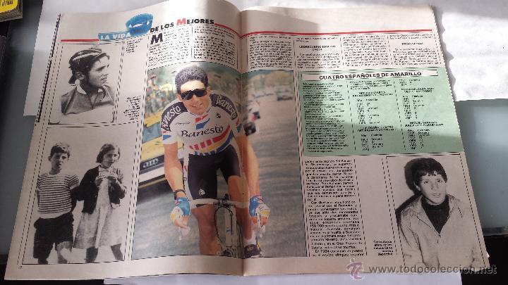 Coleccionismo deportivo: REVISTA AS COLOR SEPTIEMBRE 1991 - Foto 5 - 28667605
