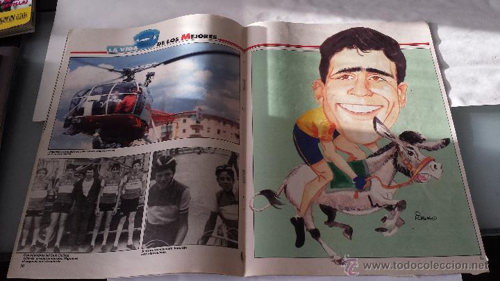 Coleccionismo deportivo: REVISTA AS COLOR SEPTIEMBRE 1991 - Foto 6 - 28667605