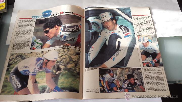 Coleccionismo deportivo: REVISTA AS COLOR SEPTIEMBRE 1991 - Foto 7 - 28667605