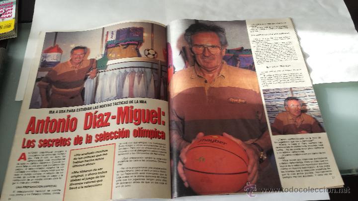 Coleccionismo deportivo: REVISTA AS COLOR SEPTIEMBRE 1991 - Foto 8 - 28667605