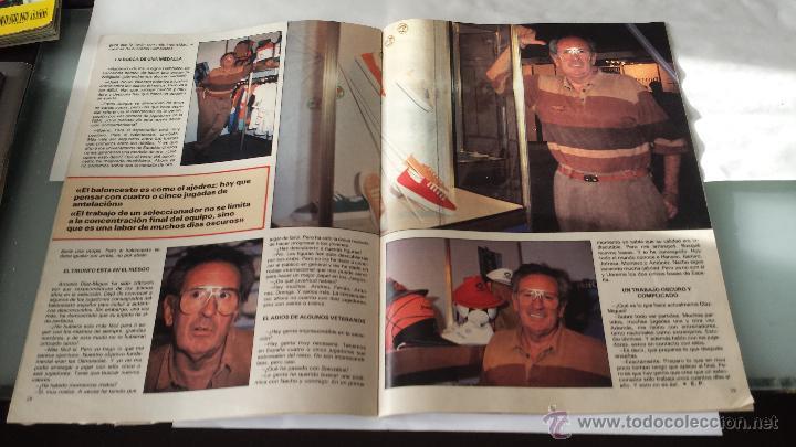 Coleccionismo deportivo: REVISTA AS COLOR SEPTIEMBRE 1991 - Foto 9 - 28667605