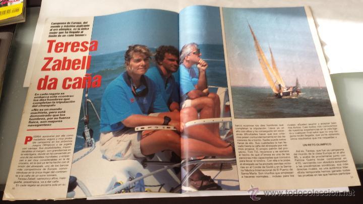 Coleccionismo deportivo: REVISTA AS COLOR SEPTIEMBRE 1991 - Foto 10 - 28667605