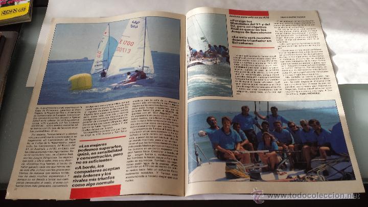 Coleccionismo deportivo: REVISTA AS COLOR SEPTIEMBRE 1991 - Foto 11 - 28667605