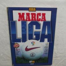 Coleccionismo deportivo: GUIA MARCA LIGA 97- 98. Lote 54882128