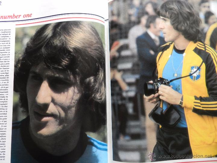 Coleccionismo deportivo: REVISTA DON BALON EXTRA MUNDIAL 1982 Nº 1 ESPAÑA 82 POSTER BRASIL ESPECIAL WORLD CUP M82 WC - Foto 6 - 57773415