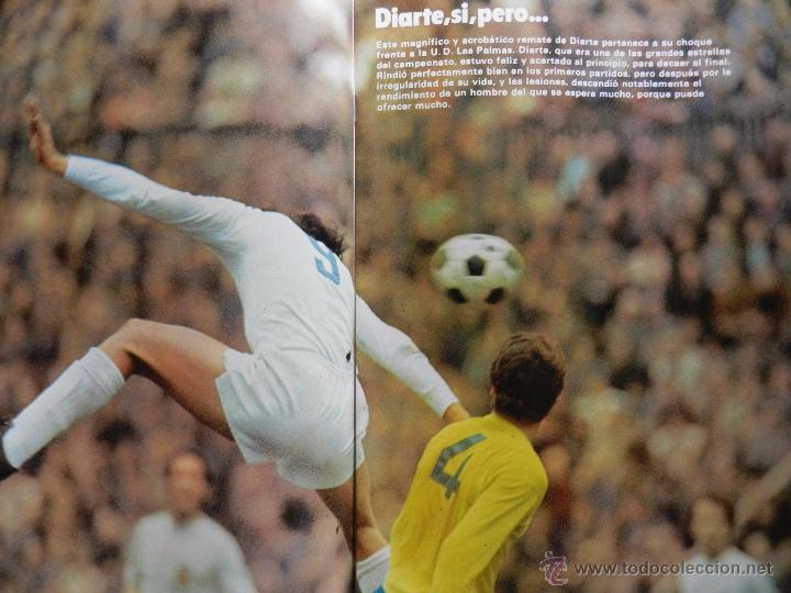 Coleccionismo deportivo: REVISTA DON BALON EXTRA LAS MEJORES FOTOS DEL FUTBOL ESPAÑOL - JUNIO 1977 RESUMEN LIGA 76/77 - Foto 4 - 54910109