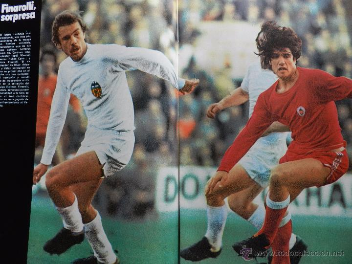 Coleccionismo deportivo: REVISTA DON BALON EXTRA LAS MEJORES FOTOS DEL FUTBOL ESPAÑOL - JUNIO 1977 RESUMEN LIGA 76/77 - Foto 5 - 54910109