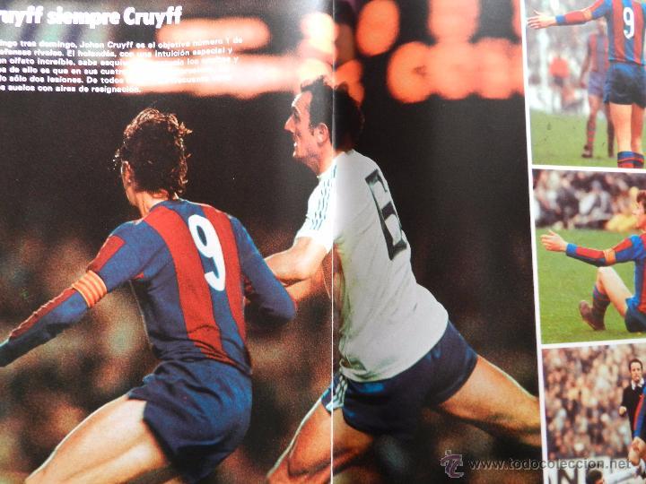 Coleccionismo deportivo: REVISTA DON BALON EXTRA LAS MEJORES FOTOS DEL FUTBOL ESPAÑOL - JUNIO 1977 RESUMEN LIGA 76/77 - Foto 6 - 54910109
