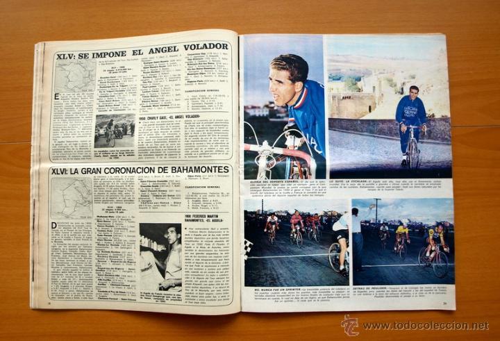 Coleccionismo deportivo: Ciclismo - AS Color Junio-Julio 1971 - Dedicado en su totalidad al Tour, su historia hasta entonces - Foto 7 - 54979791