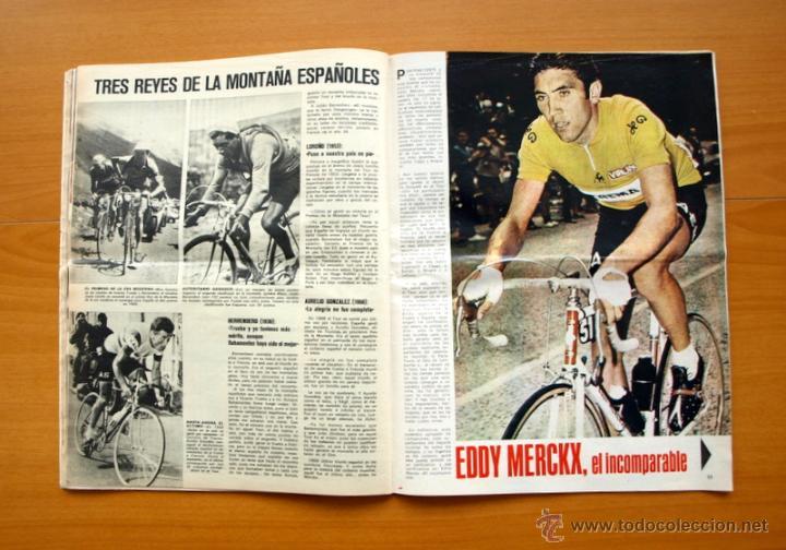 Coleccionismo deportivo: Ciclismo - AS Color Junio-Julio 1971 - Dedicado en su totalidad al Tour, su historia hasta entonces - Foto 10 - 54979791