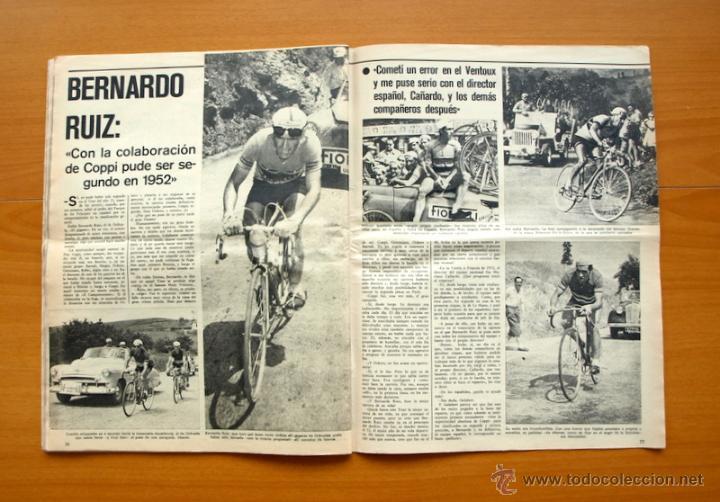 Coleccionismo deportivo: Ciclismo - AS Color Junio-Julio 1971 - Dedicado en su totalidad al Tour, su historia hasta entonces - Foto 15 - 54979791