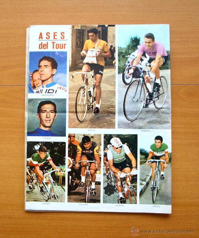 Coleccionismo deportivo: Ciclismo - AS Color Junio-Julio 1971 - Dedicado en su totalidad al Tour, su historia hasta entonces - Foto 18 - 54979791