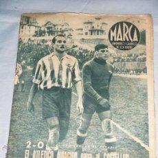 Coleccionismo deportivo: ANTIGUA REVISTA MARCA. NUMERO 56. 21 DICIEMBRE 1943... Lote 55020058