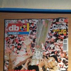 Coleccionismo deportivo: EXTRA SEVILLA CAMPEÓN UEFA CUP 05-06. Lote 55083640