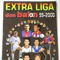 Coleccionismo deportivo: REVISTA DON BALON EXTRA LIGA 99-2000, AÑO XXV, Nº 47.. Lote 55318135
