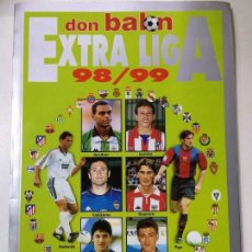 Coleccionismo deportivo: REVISTA DON BALON EXTRA LIGA 98-99, AÑO XXIV, Nº 43, VER SUMARIO, COMO NUEVO.. Lote 55319111
