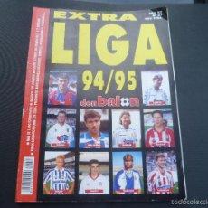 Coleccionismo deportivo: DON BALÓN AÑO XX Nº 27 - EXTRA LIGA 94/95. Lote 55324342