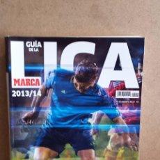 Coleccionismo deportivo: GUÍA DE LA LIGA MARCA - 2013-2014. DESAFÍO MUNDIAL. NUEVO. 418 PÁGINAS.. Lote 57094251