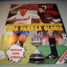 Coleccionismo deportivo: DON BALÓN Nº 964 - PÓSTER FERNANDO REDONDO. Lote 56204089