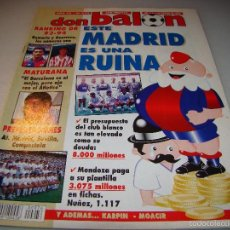 Coleccionismo deportivo: DON BALÓN Nº 979 . Lote 56204371