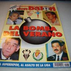 Coleccionismo deportivo: DON BALÓN Nº 1034 - PÓSTER PENEV . Lote 56219260