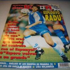 Coleccionismo deportivo: DON BALÓN Nº 1038 - RADU - PÓSTER DEPORTIVO CAMPEÓN DE LA SUPERCOPA . Lote 56219291