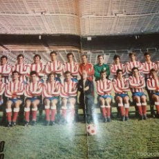 Coleccionismo deportivo: (1971)-POSTER AS COLOR Nº: 2 AT.MADRID. Lote 56575422