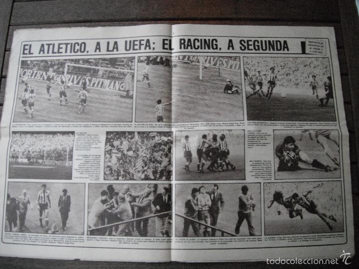 Coleccionismo deportivo: PERIÓDICO AS. ATHLETIC CAMPEÓN DE LIGA. 2-5-83 - Foto 3 - 56673102