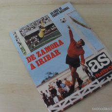 Coleccionismo deportivo: AS DE ZAMORA A IRIBAR , NUMERO EXTRAORDINARIO . Lote 56855918