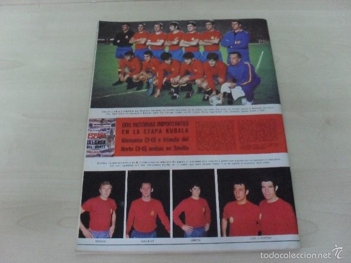 Coleccionismo deportivo: as de zamora a iribar , numero extraordinario - Foto 2 - 56855918