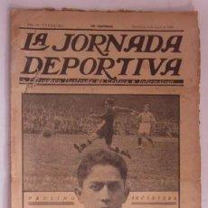 Coleccionismo deportivo: LA JORNADA DEPORTIVA - AÑO 1922 - PAULINO ALCANTARA. Lote 56903440