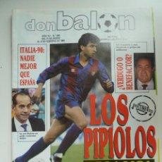 Coleccionismo deportivo: DON BALÓN. AÑO XV. Nº 694. 1989. Lote 57103501