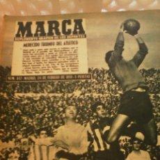 Coleccionismo deportivo: REVISTA DEPORTIVA MARCA NUM.847 24 DE FEBRERO DE 1959. MERECIDO TRIUNFO DEL ATLETI. LEER.. Lote 57254899