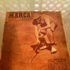 Coleccionismo deportivo: REVISTA DEPORTIVA MARCA. 829 21 DE OCTUBRE DE 1958. GOLF PRIMER ESPAÑOL. LEER. Lote 57300927