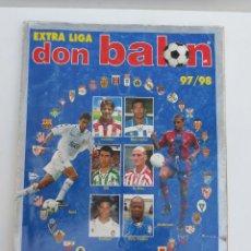 Coleccionismo deportivo: DON BALON EXTRA LIGA 97/98.. Lote 77795889