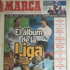 Coleccionismo deportivo: EL ÁLBUM DE LA LIGA MARCA 98 99. Lote 57435725
